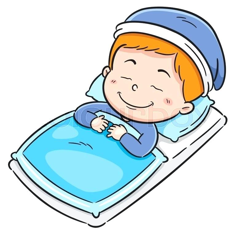 3 Ways To Fall Asleep For Kids Wikihow Kid Sleeping In Bed.
