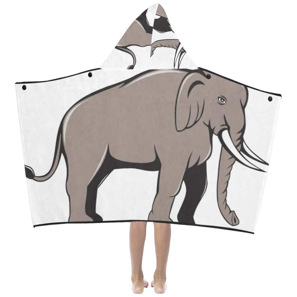 Amazon.com: African Gaint Elephant Animal Soft Warm Cotton.