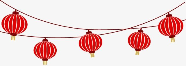 Lantern, Red, Joyous PNG Transparent Clipart Image and PSD.