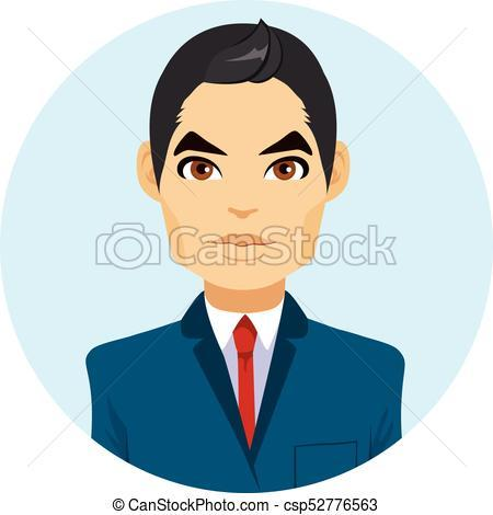 Asian man clipart 3 » Clipart Portal.