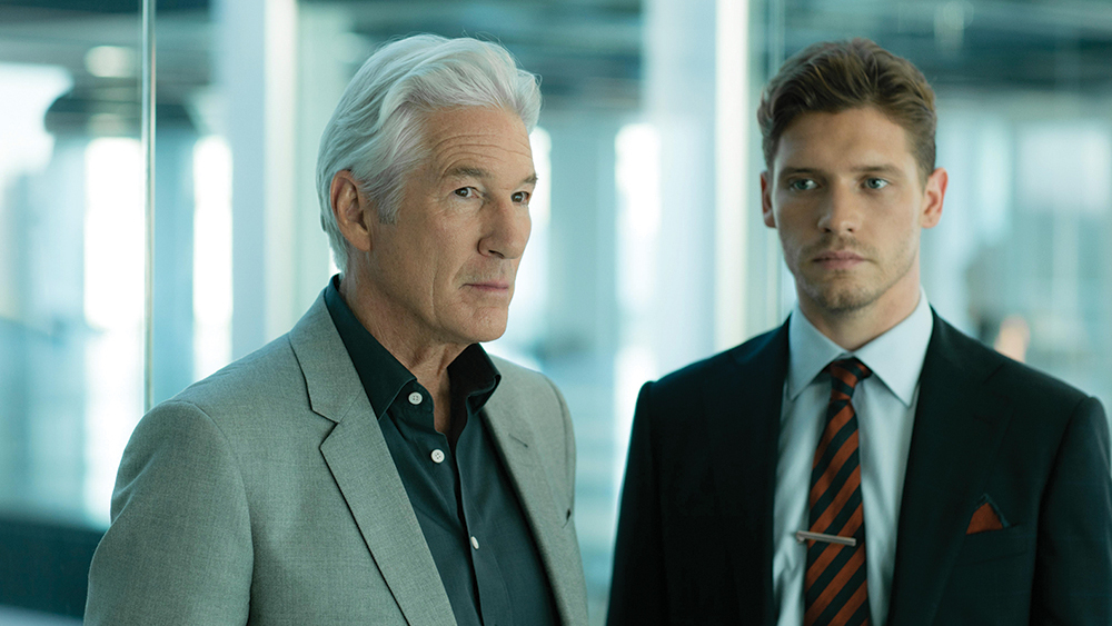 Richard Gere Warns of \'Disloyalty\' in BBC\'s \'MotherFatherSon.