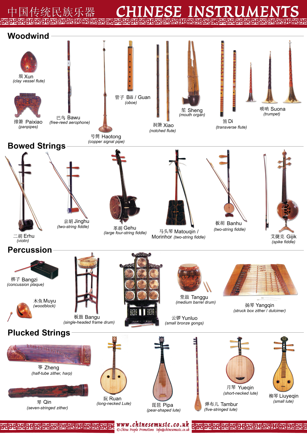 Free Music Instruments Names, Download Free Clip Art, Free.