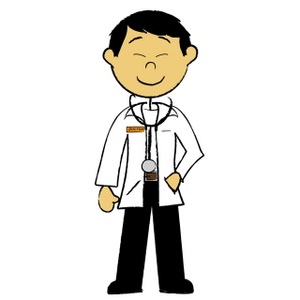 Doctor Clipart Image.
