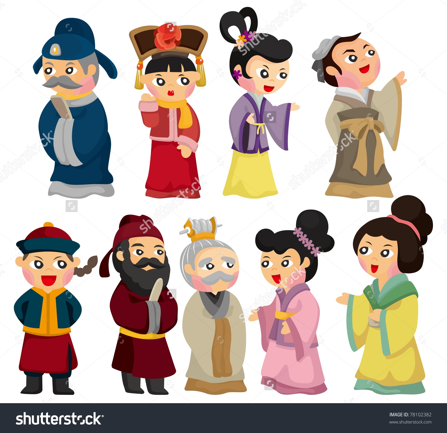 Asian People Clipart Clipground