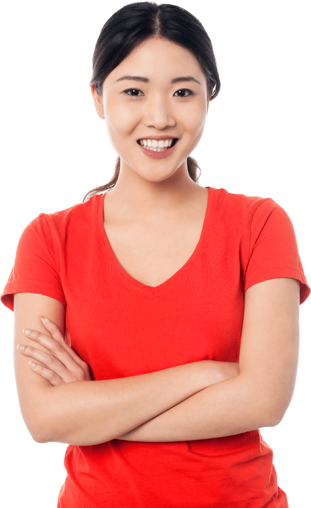 Asian Women PNG Vector, Clipart, PSD.
