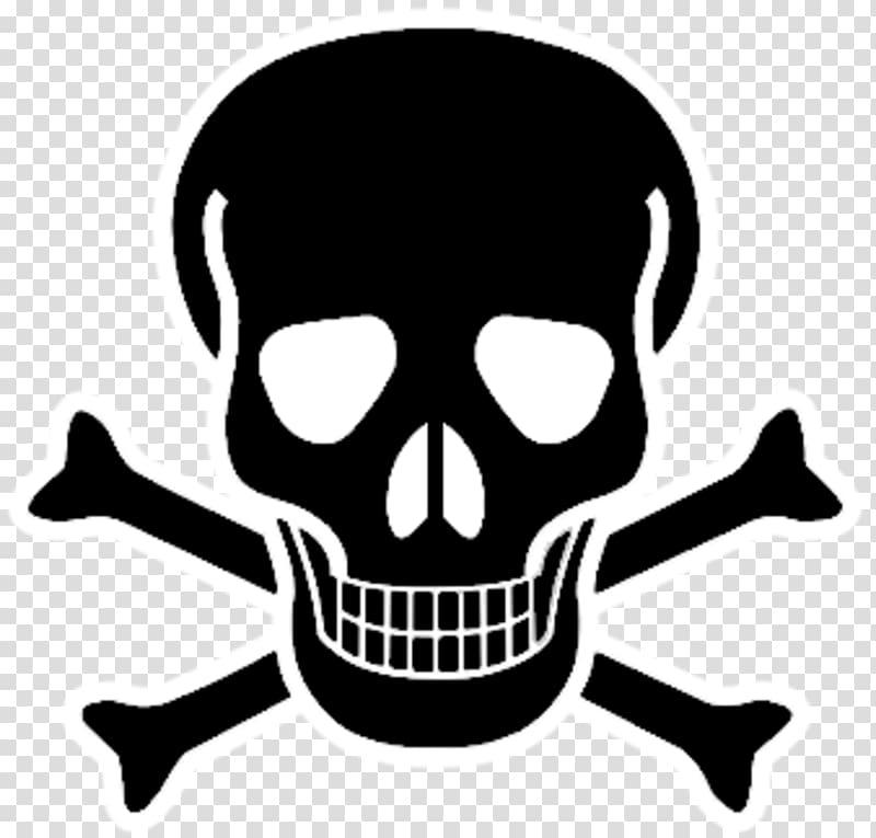 Skull crossbones clipart Transparent pictures on F.