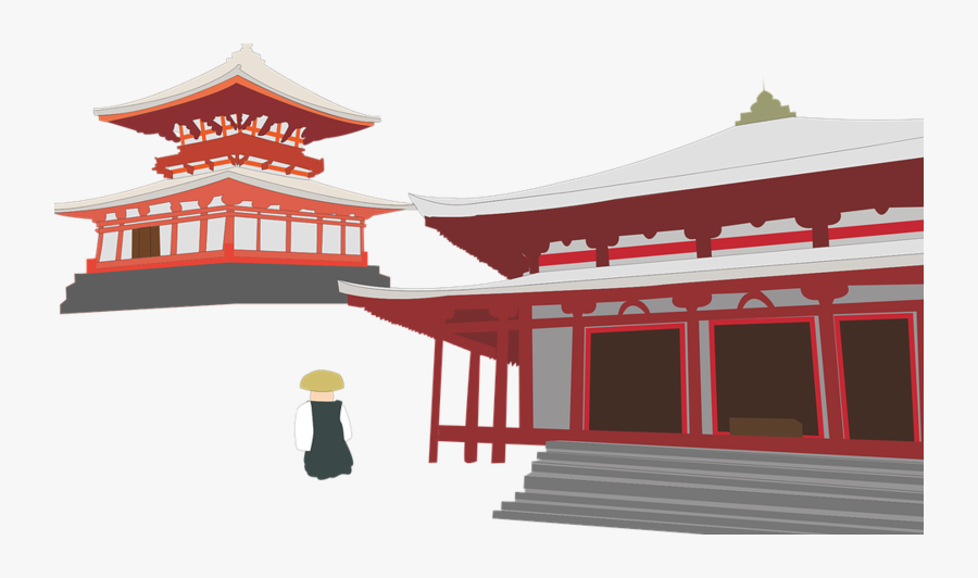 Asian Temple Png , Free Transparent Clipart.