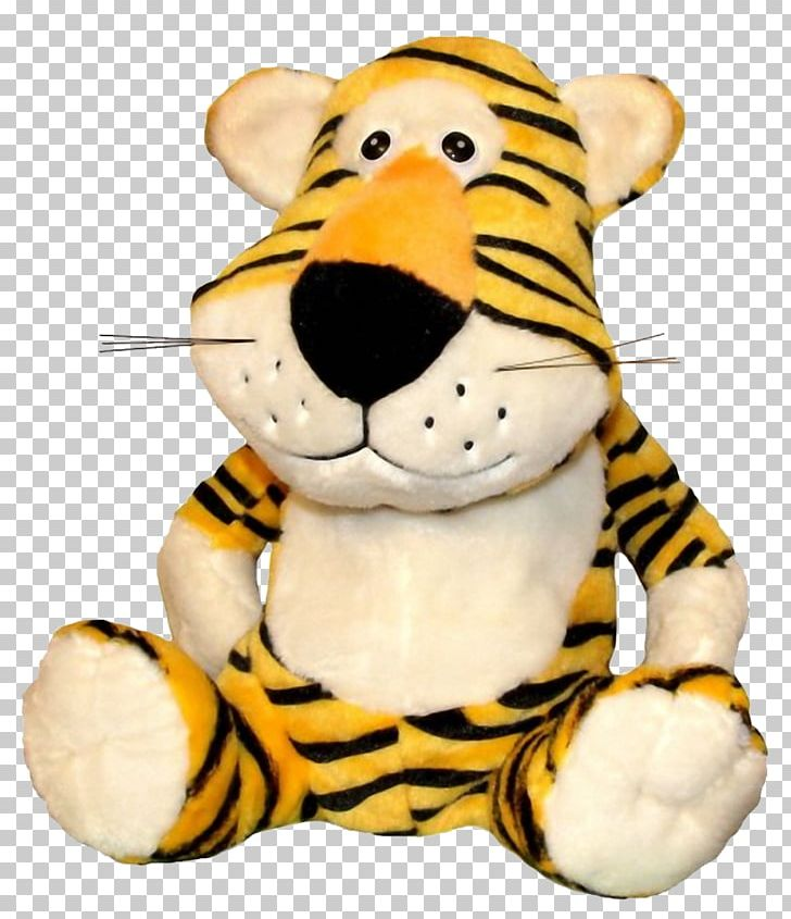 Tiger Lion Bear Stuffed Toy Plush PNG, Clipart, Animals.
