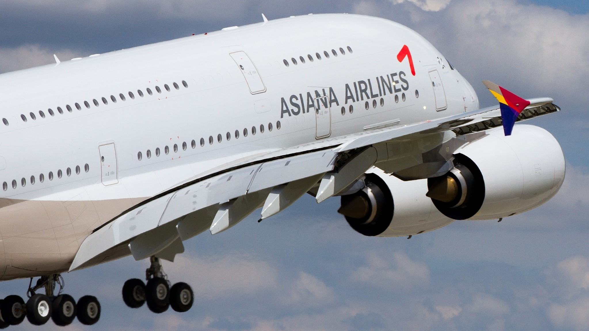 Asiana Airlines liquidity at risk after shares are suspended.