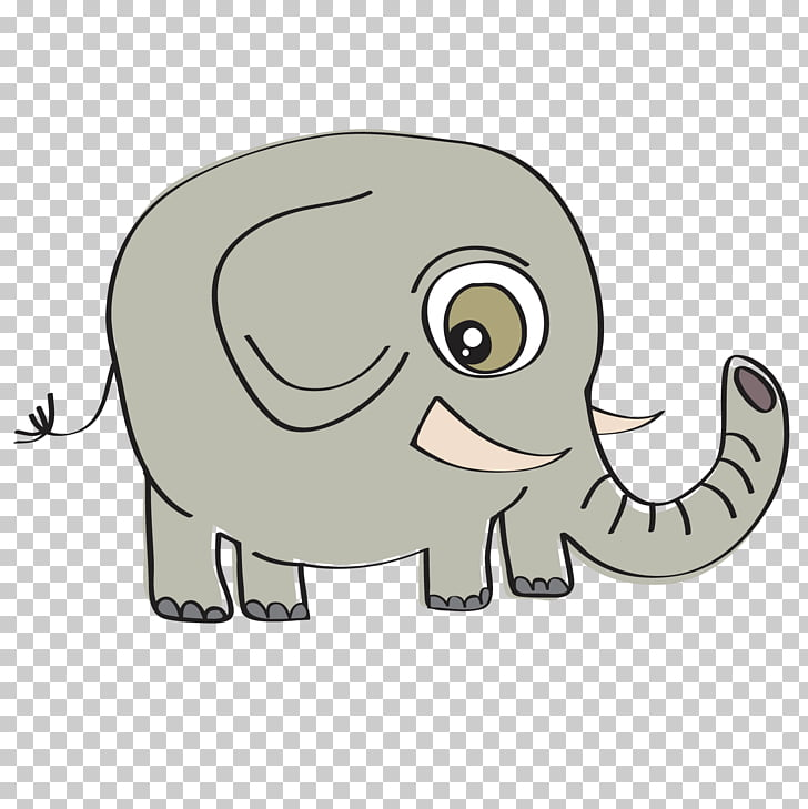 Elephant Stock photography , Big eyes PNG clipart.