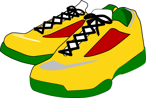 Collection of Asics clipart.