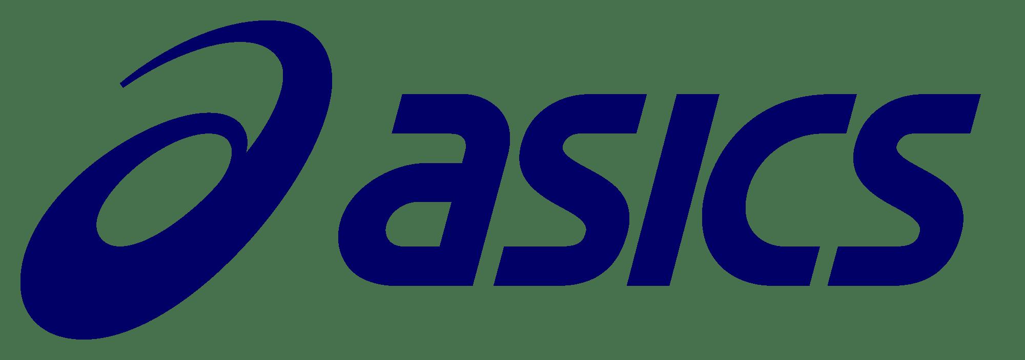 Asics Logo transparent PNG.