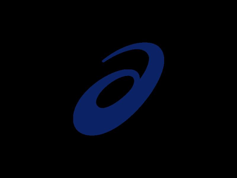 Download Free png Asics logo.