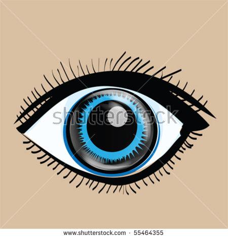 KOPI ASIN: Blue Eyes Clipart.