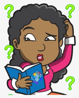 Free Asking Questions Clip Art with No Background.