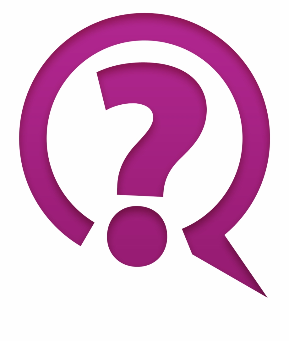 Logo Highres Question Mark Ask Question Icon Png.