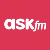 Ask.fm logo pink icon #5444.