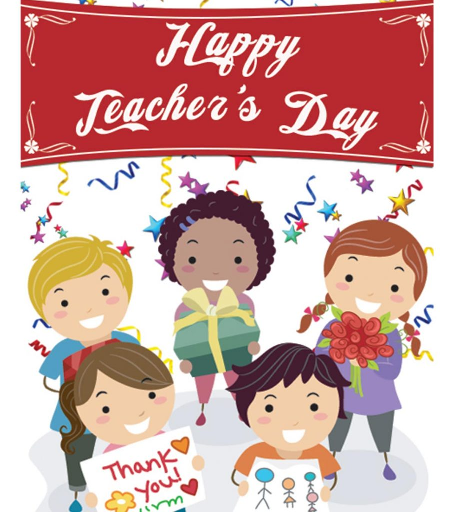 8 Fun Games And Activities To Celebrate Teacher\'s Day This Year.