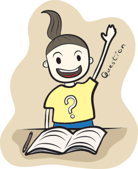 Ask my teacher clipart clipart images gallery for free.