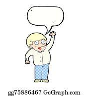 Ask Permission Clip Art.