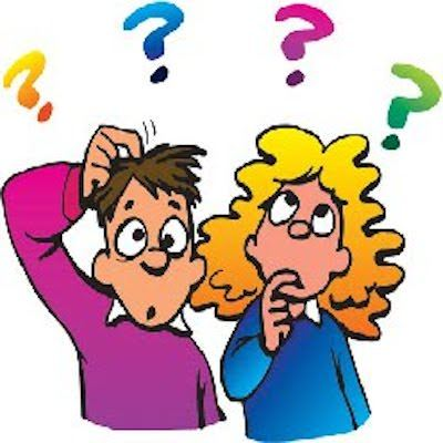 People asking questions clipart 3 » Clipart Portal.