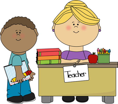 Teacher Help Clipart.