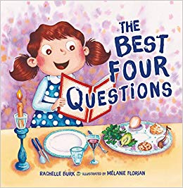 The Best Four Questions: Rachelle Burk, Mélanie Florian.