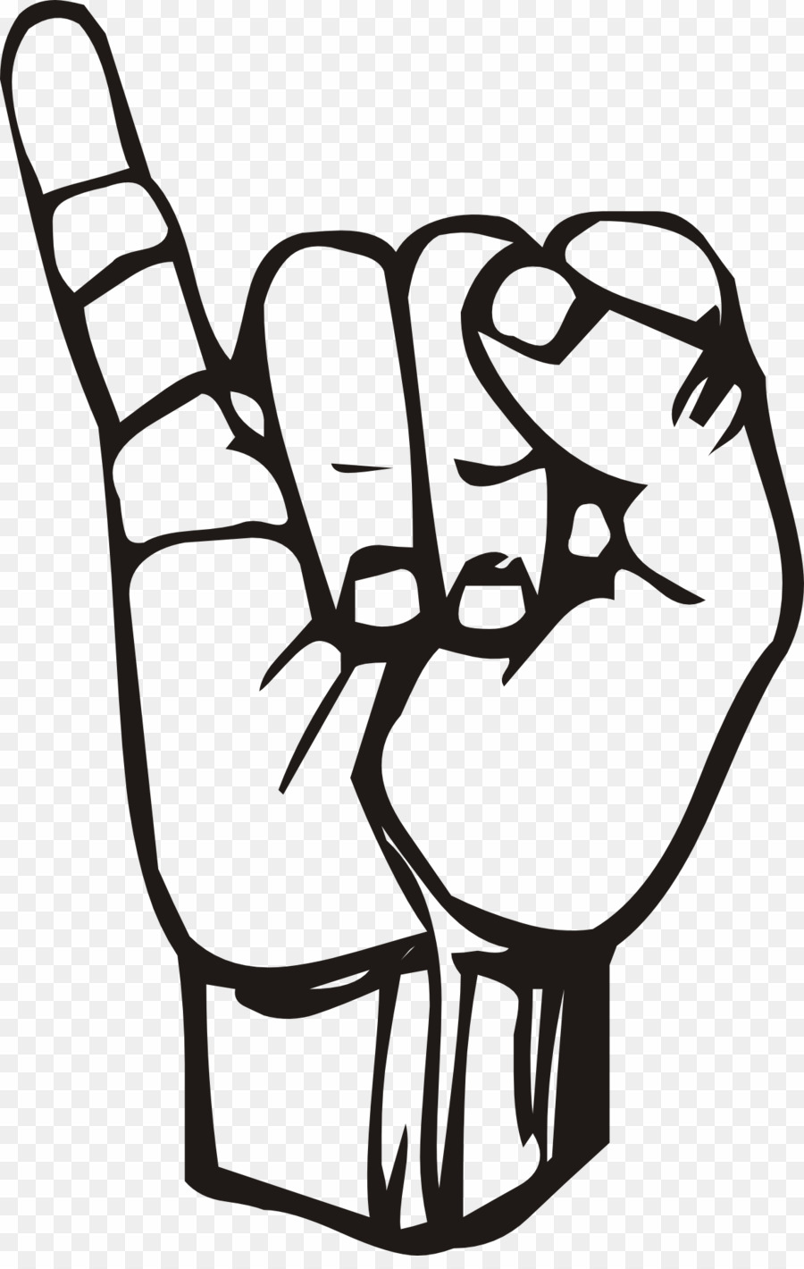 Sign Language PNG American Clipart download.