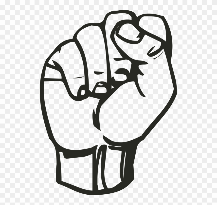 Png Royalty Free Download American Clipart Fist.