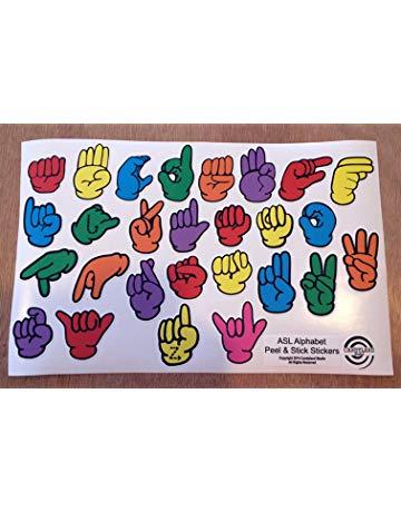 Sign Language Materials.
