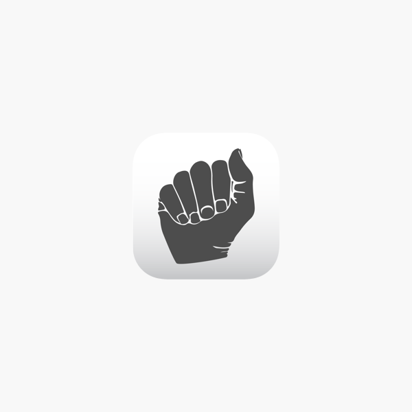The ASL App on the App Store.