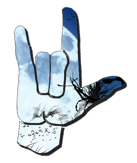 I Love You Sign Language Clip Art.
