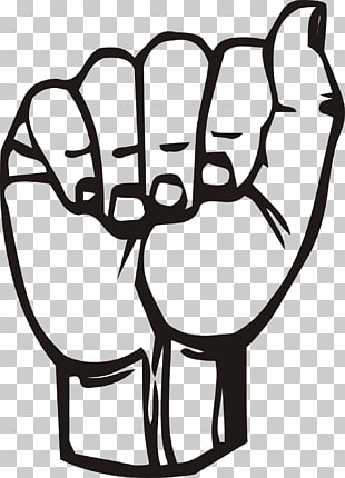 83 British Sign Language PNG cliparts for free download.