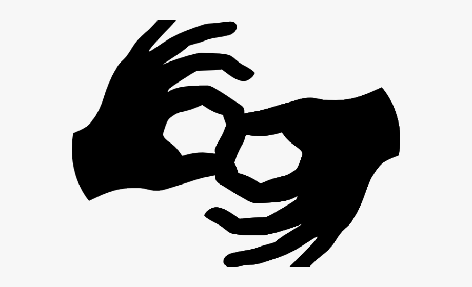 Sign Language Clipart.