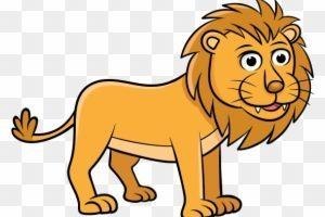 aslan clipart.