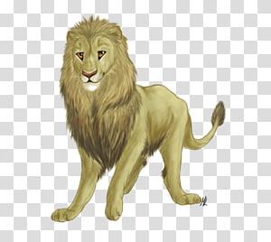 Aslan transparent background PNG cliparts free download.