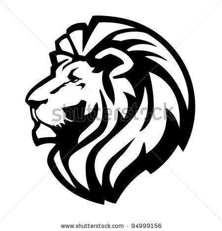 25+ best ideas about Lion Silhouette on Pinterest.