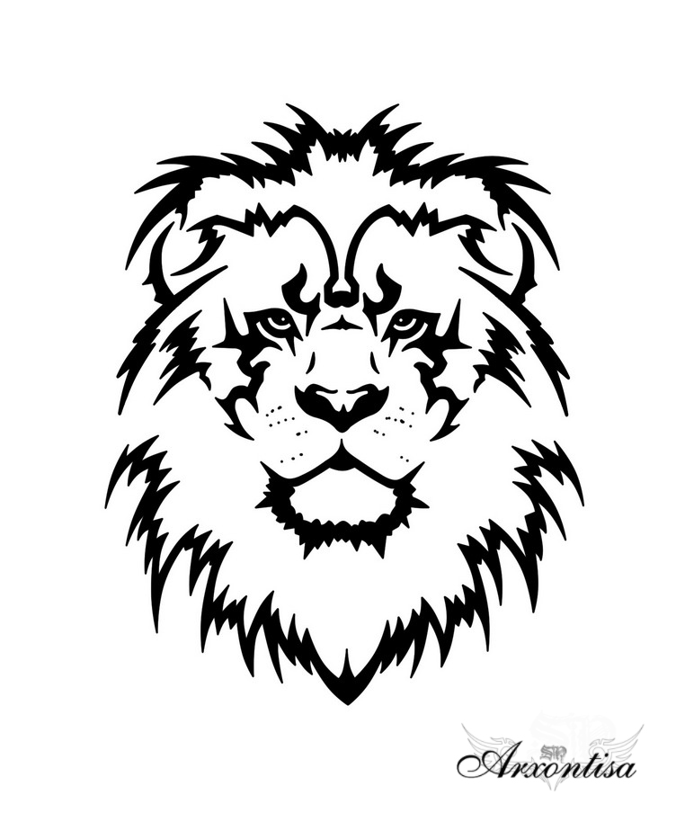 Aslan The Lion Tattoos