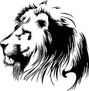 Lion free vector download (599 Free vector) for commercial use.