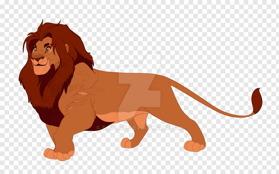 Cat And Dog, Roar, Snout, Animal, Character, Tail, Lion.