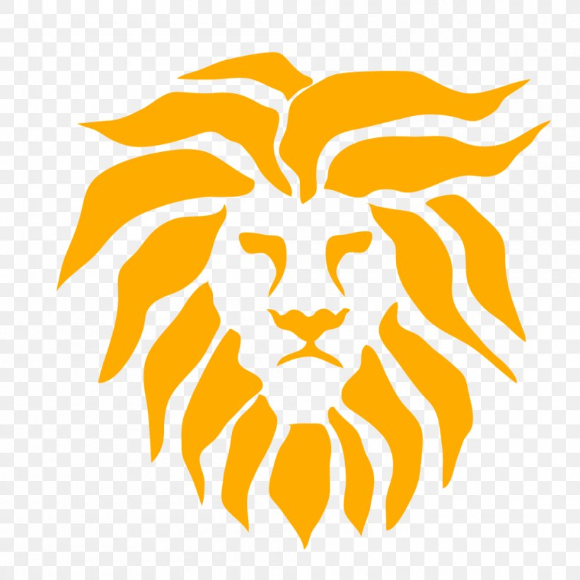 Lion Logo Royalty.