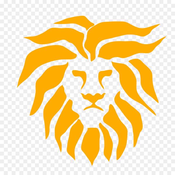 Lion Logo Royalty.