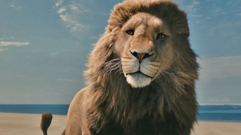 Netflix to Resurrect Aslan in New Narnia Movies & TV Shows.