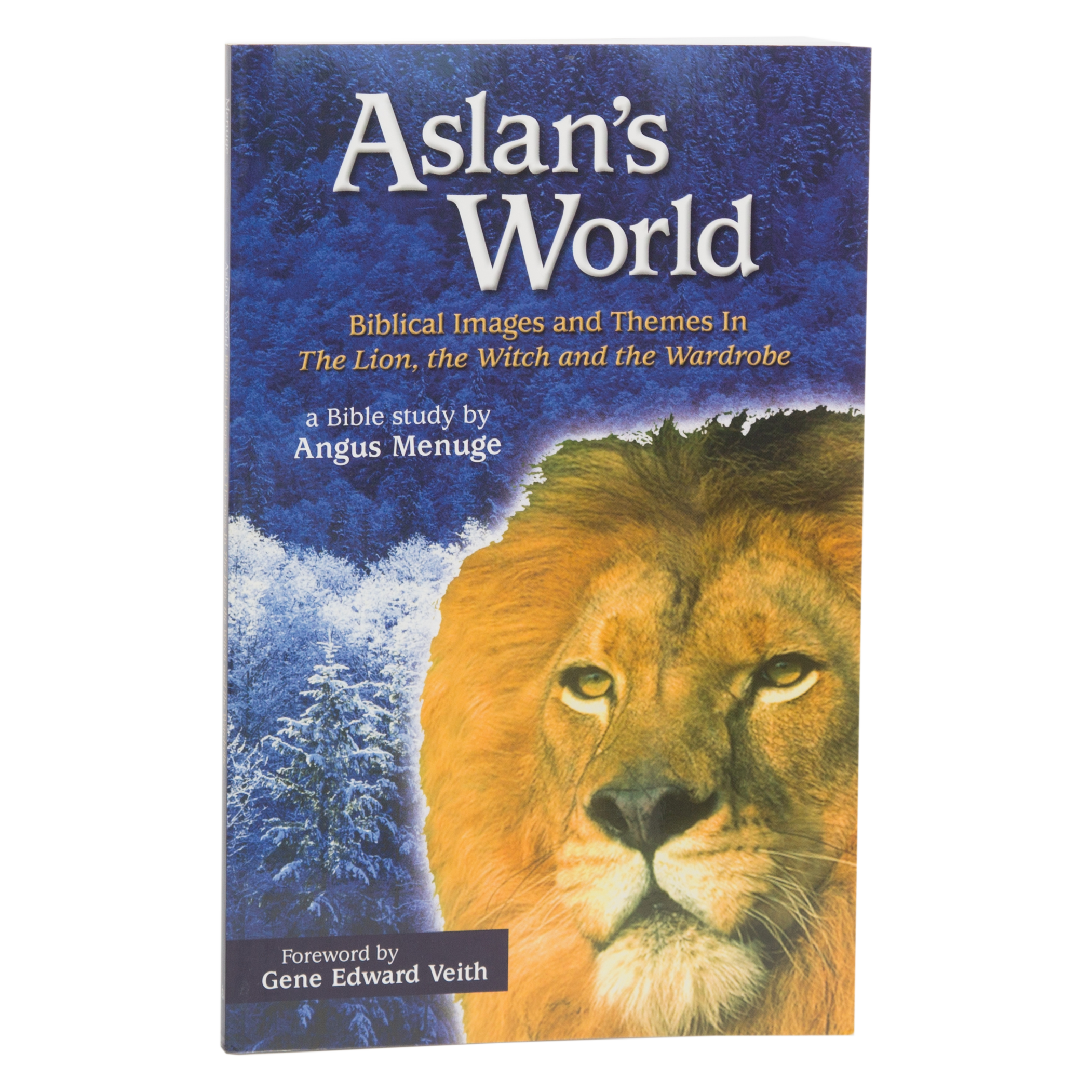 Aslan's World: Biblical Images and Themes In The Lion, the Witch and the  Wardrobe.