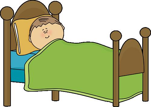 Asleep clipart #20
