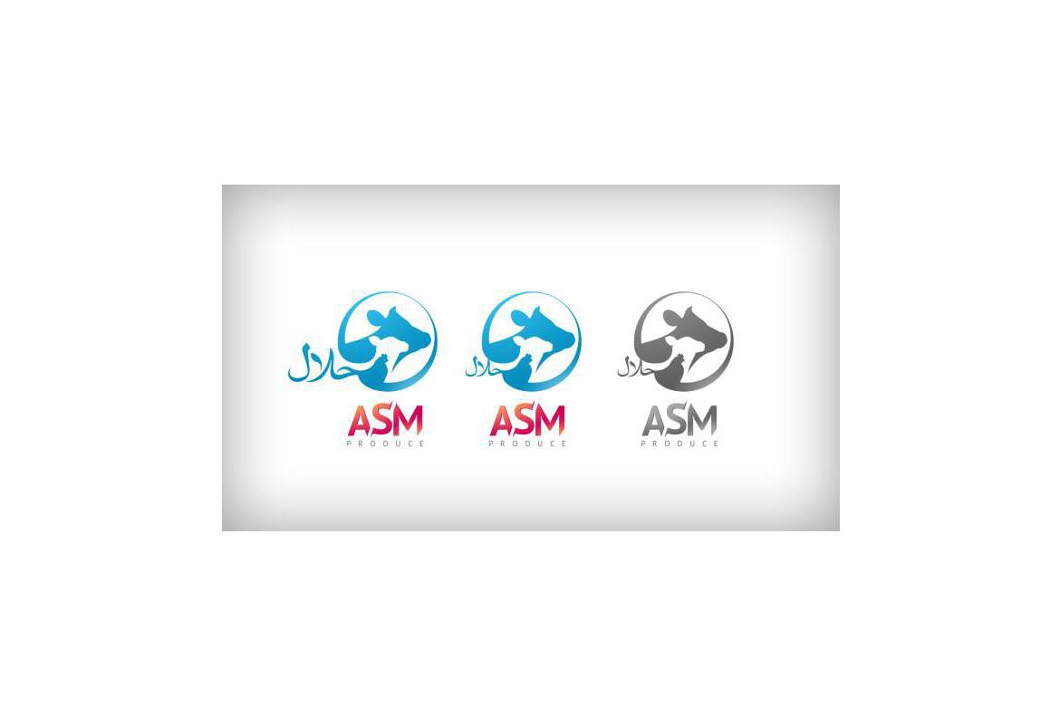 ASM Logo Design : a web design project by Kensoftware.