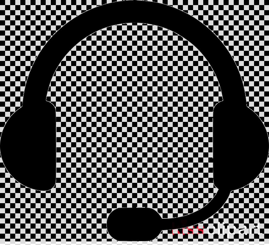 Headphones clipart audio, Headphones audio Transparent FREE.