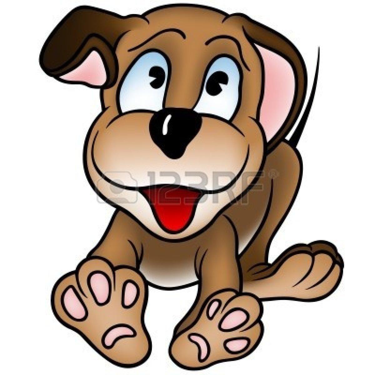 Animated Puppy.