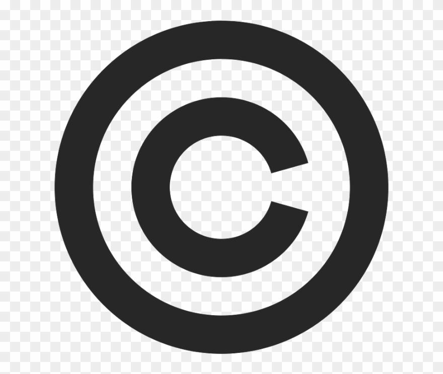 Copyright Vector Logo.