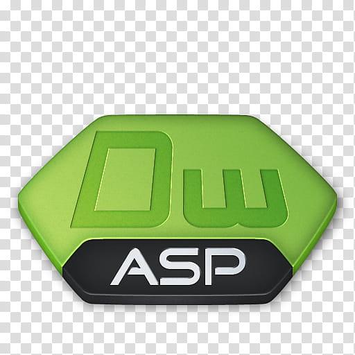 Senary System, green and black DW asp icon transparent.